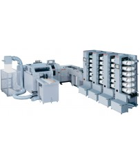 Horizon StitchLiner 5500 Высокопроизводительная брошюровальная система