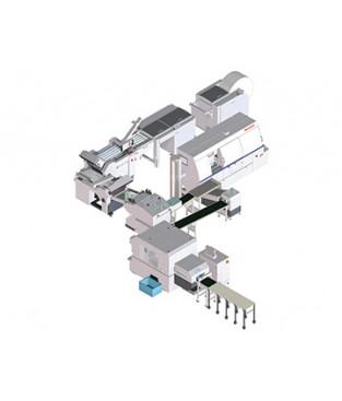 Horizon Smart Binding System BQ-470V Решение «из рулона в книгу»