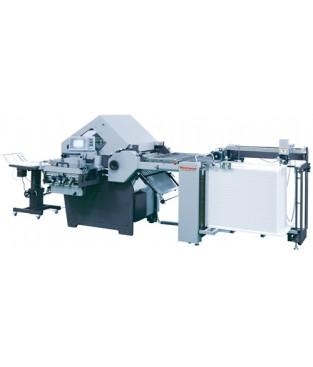 Horizon AFC-742K Фальцевальная машина для 16-страничных тетрадей